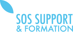 SOS Support & formation Logo